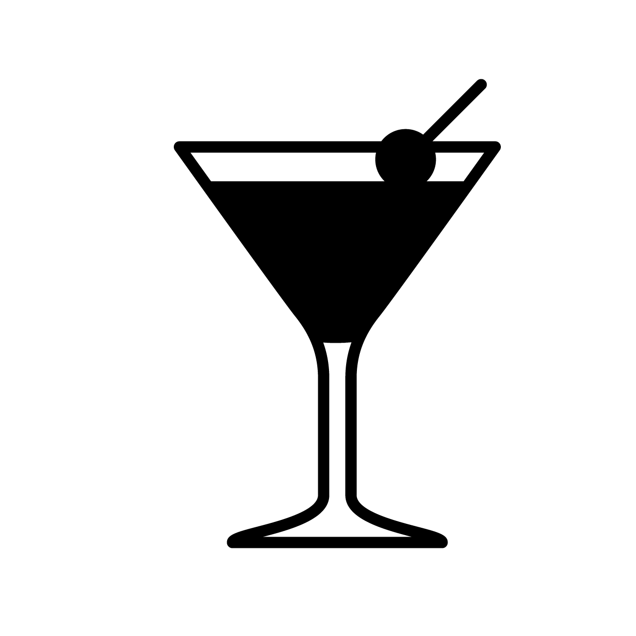 カクテルのアイコン