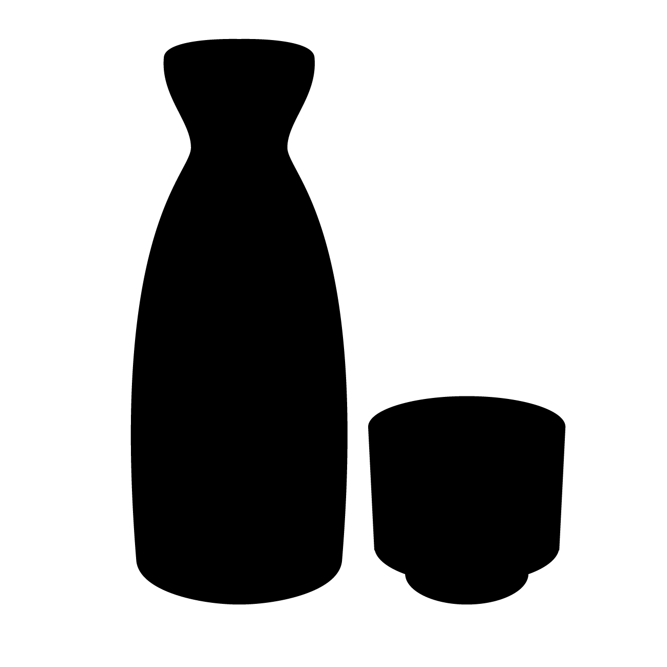お酒のアイコン